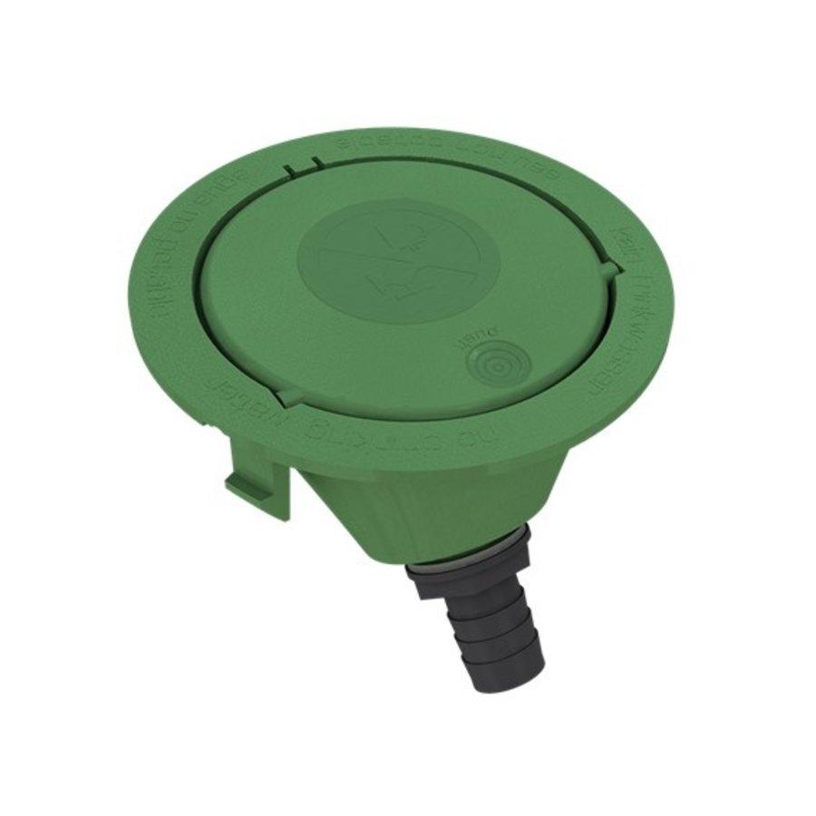 Geintegreerde tuinslangaansluiting PLTN tank-1