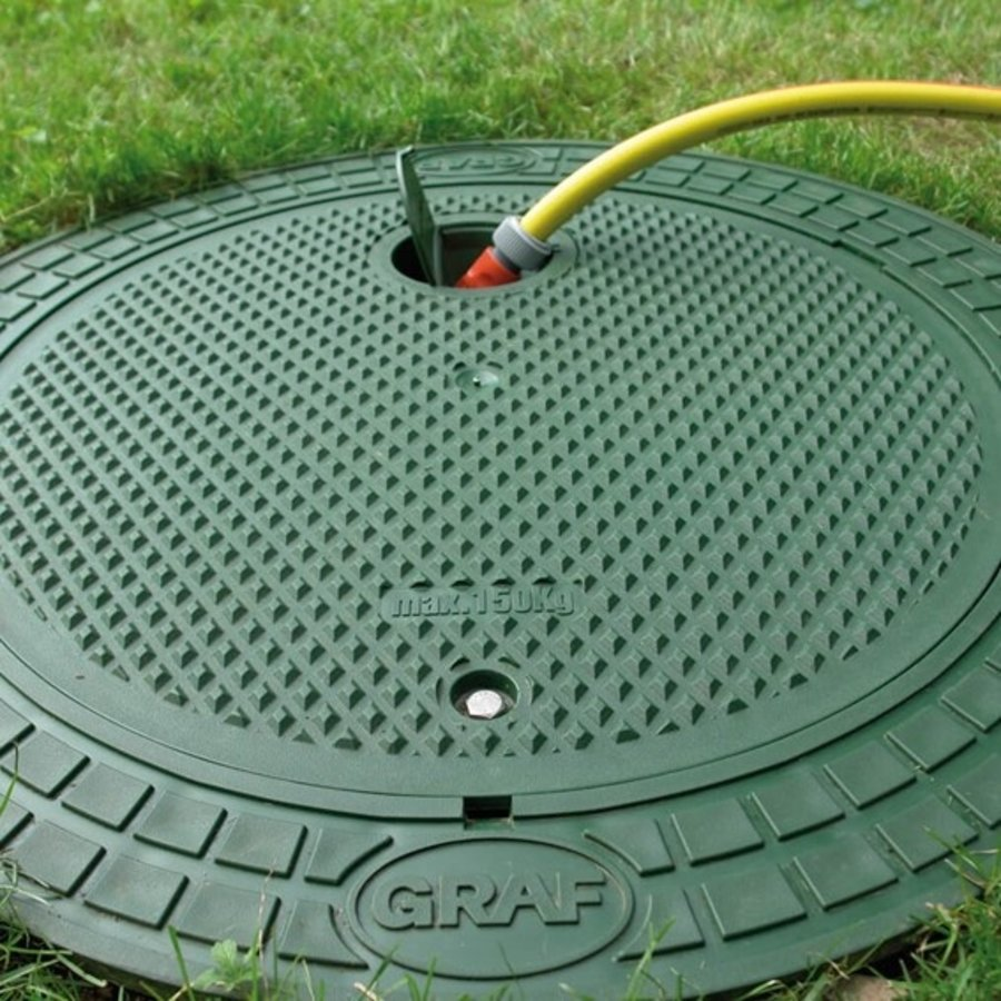 Geintegreerde tuinslangaansluiting PLTN tank-2