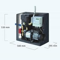 thumb-Volautomatische regenwatersysteem met geïntegreerde zuigpomp-2