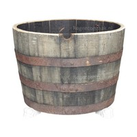 thumb-Eiken vat whiskey 1/2-3