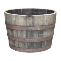 thumb-Eiken vat whiskey 1/2-2