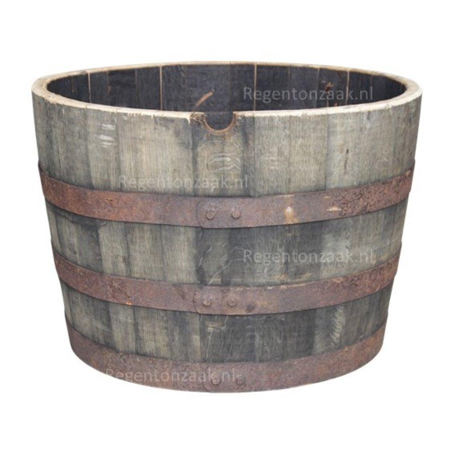 Eiken vat whiskey 1/2-2