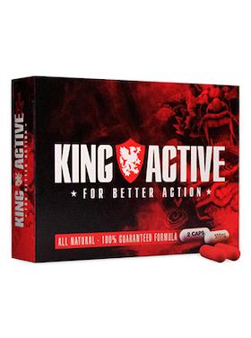 King Active erectiepillen