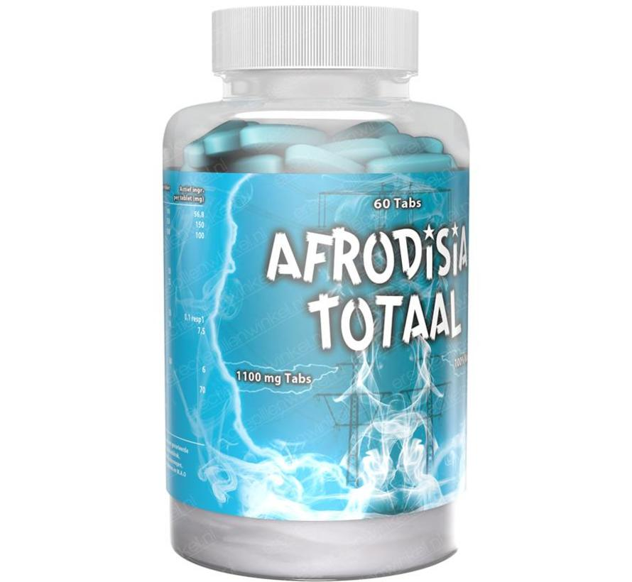 Afrodisia Totaal 60 tabletten - Potentie