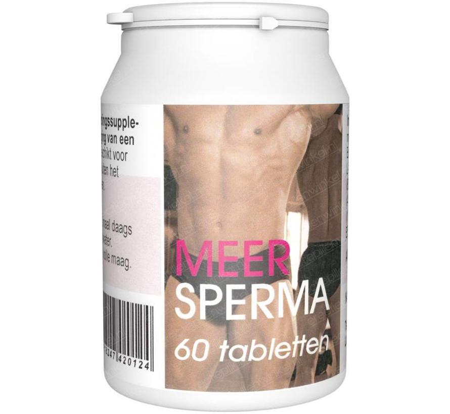 Meer Sperma 60 tabletten