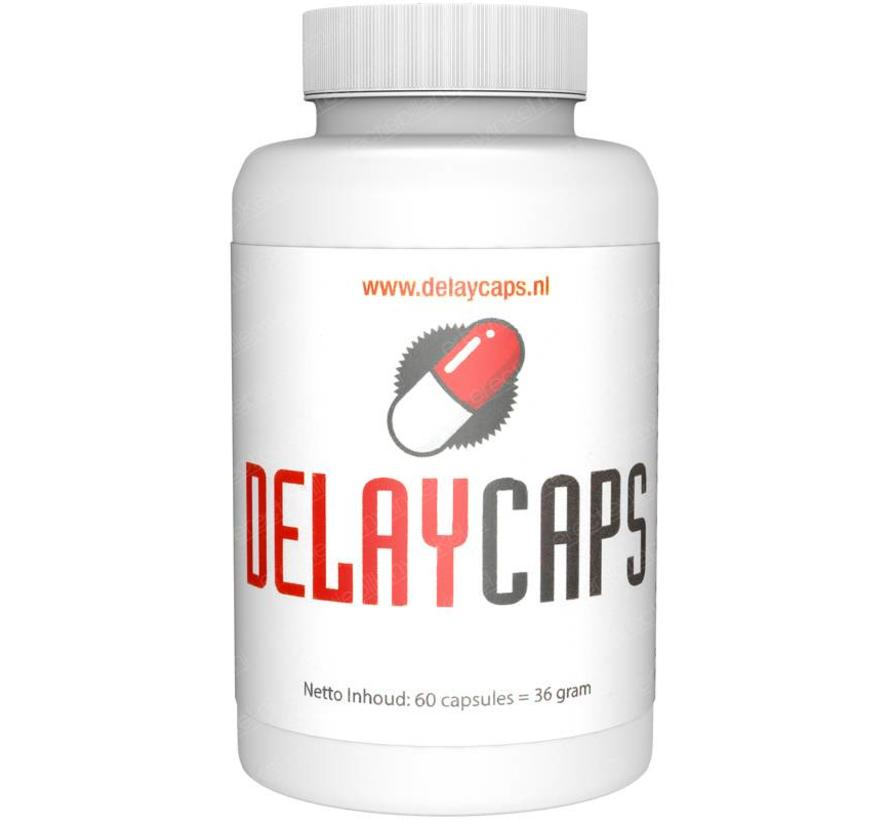 Delay Caps - 60 capsules