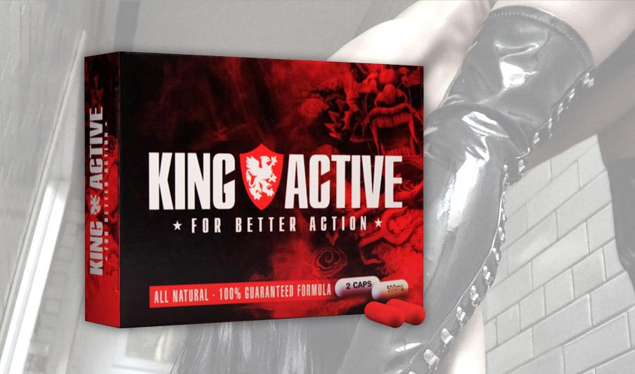 King Active natuurlijke kruiden