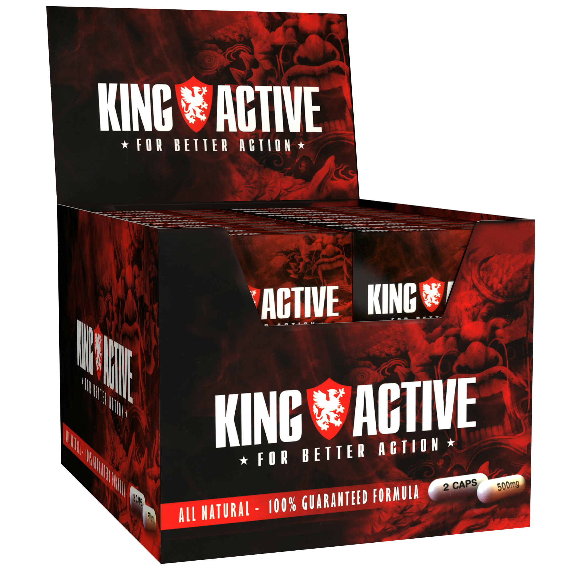 King Active erectiemiddel