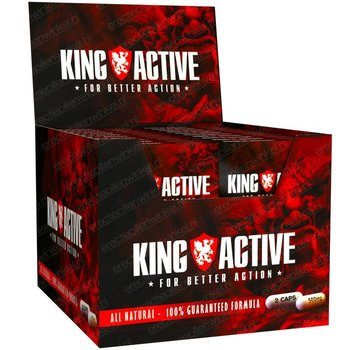 King Active King Active - 40 caps