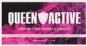 Queen Active | Libido vrouw