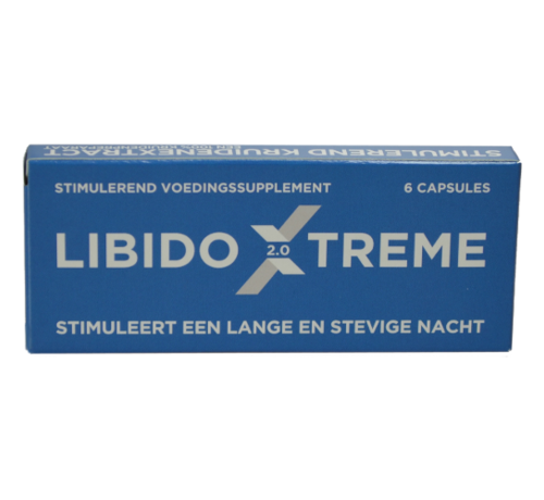 Libido Extreme Libido Extreme - 6 capsules