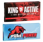King Active Erectiepillen | Aanbieding | 10 caps