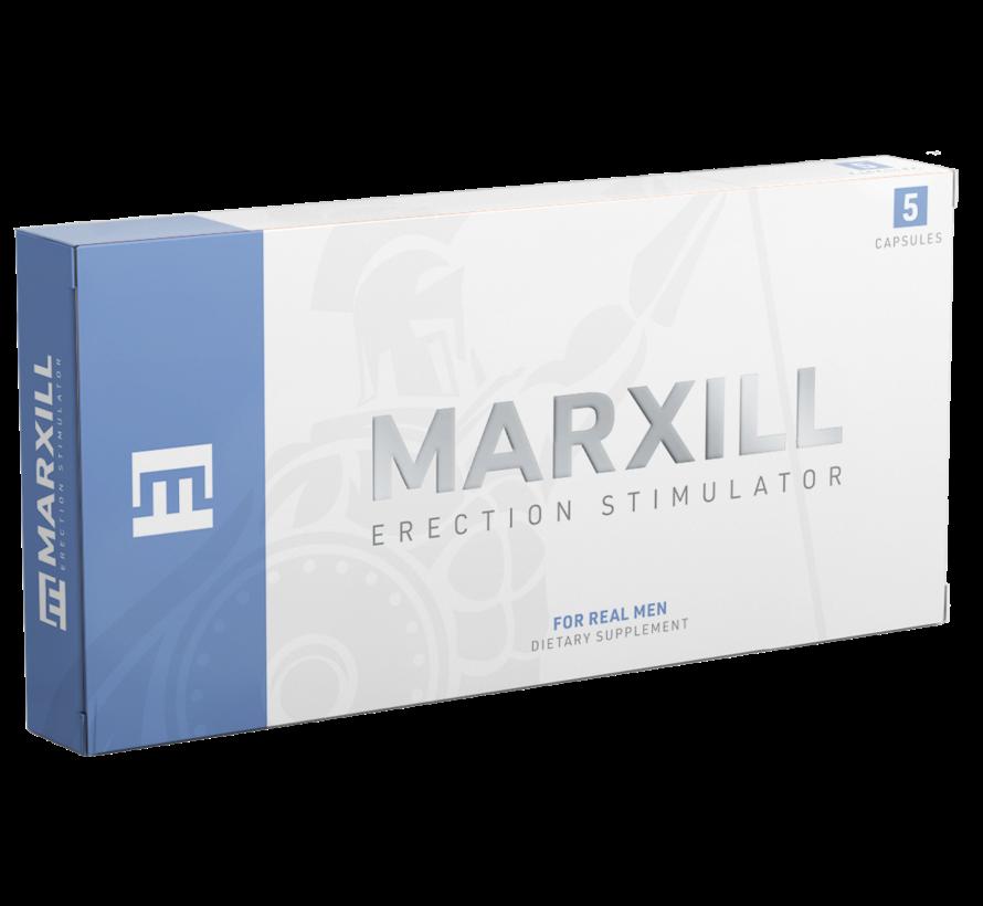 Marxill - 5 caps - Erectiepillen