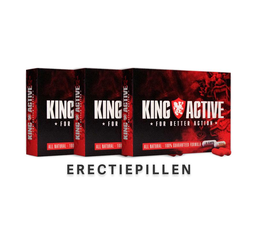 King Active - 2 capsules - Erectiepillen