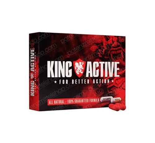 King Active King Active - 2 Kapseln