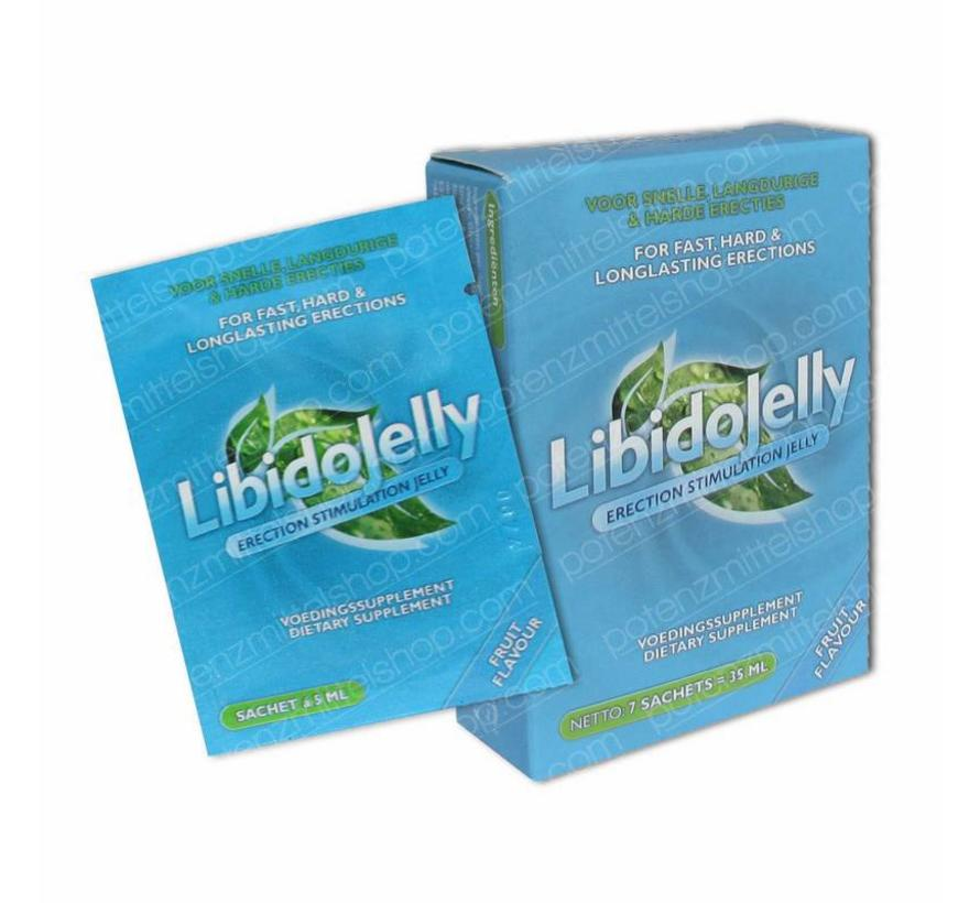 Libido Jelly - 7 Beutel - Potenzmittel