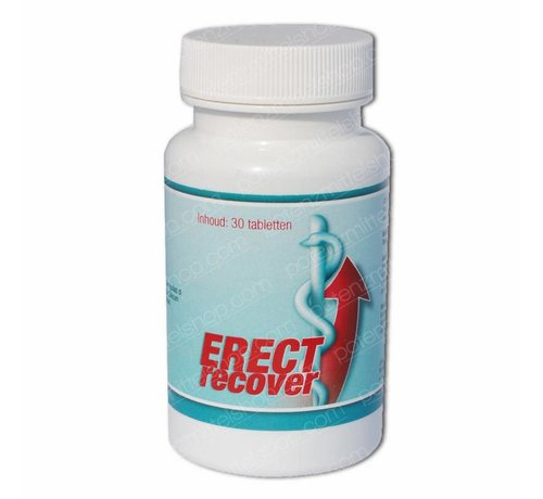 Erect Recover Erect Recover 30 tabletten - Potenz