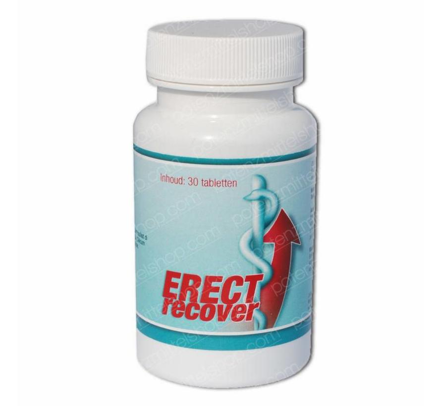 Erect Recover 30 tabletten - Potenz