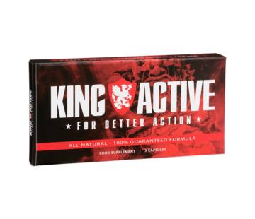 King Active King Active - 5 Kaps