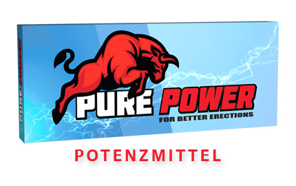 Pure Power Potenzmittel