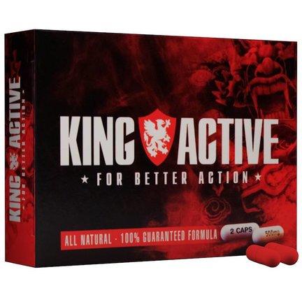 King Active al jaren de favoriet van vele mannen