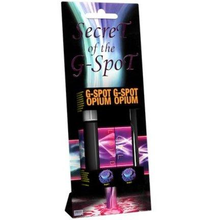 G Spot Opium Liquid and Gel