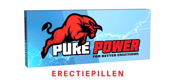 Pure Power Erectiepillen