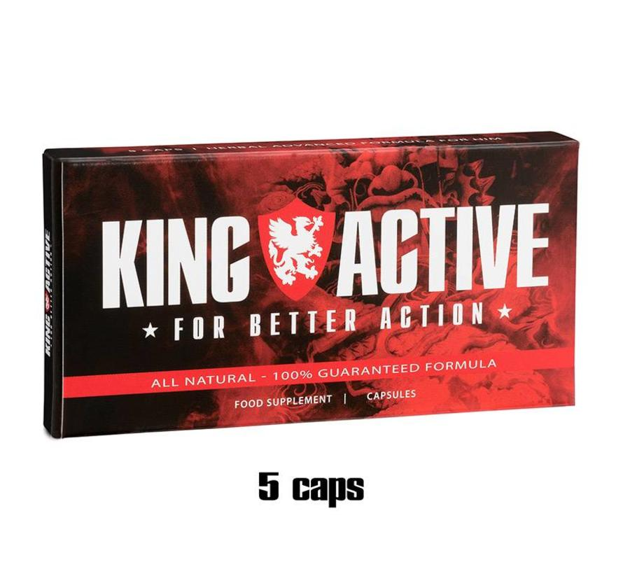 King Active 5 capules