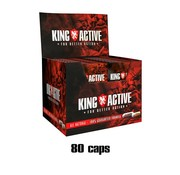 King Active King Active Display - 80 caps