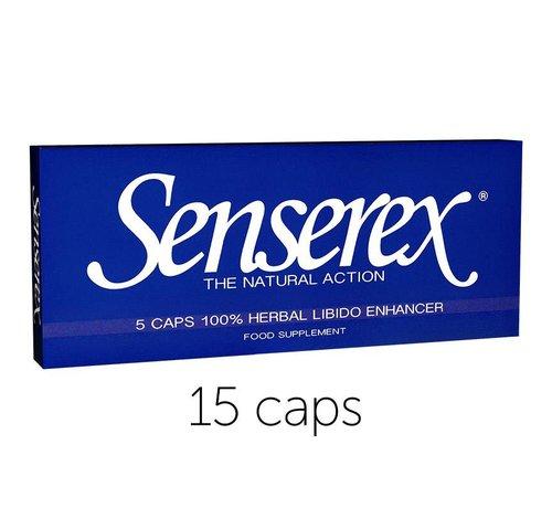 Senserex Senserex - 15 - capsules