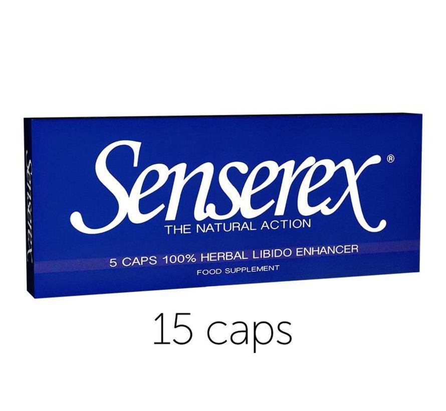 Senserex - 15 - capsules
