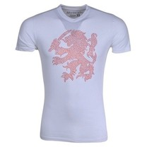 T-shirt - White - Lion