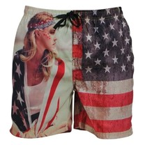 New Republic Soulstar - Trendy Swimshort - Annecy - Allover Print