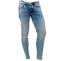 Cars Jeans Cars Jeans - Men's Jeans - Slim Fit - Stretch - Length 34 - Blast - Stone Fancy Used