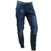Cars Jeans Cars Jeans - Heren Jeans - Tapered Fit - Stretch - Lengte 36 - Blackstar - Stone Albany Wash