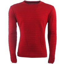 Carisma Carisma - Men's Pullover - Round Neck - Red