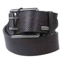 MZ72 MZ72 - Leather Belt - Belt Bill - Brown