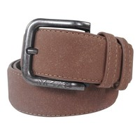 MZ72  MZ72 - Leather Belt - Belt Soft - Brown