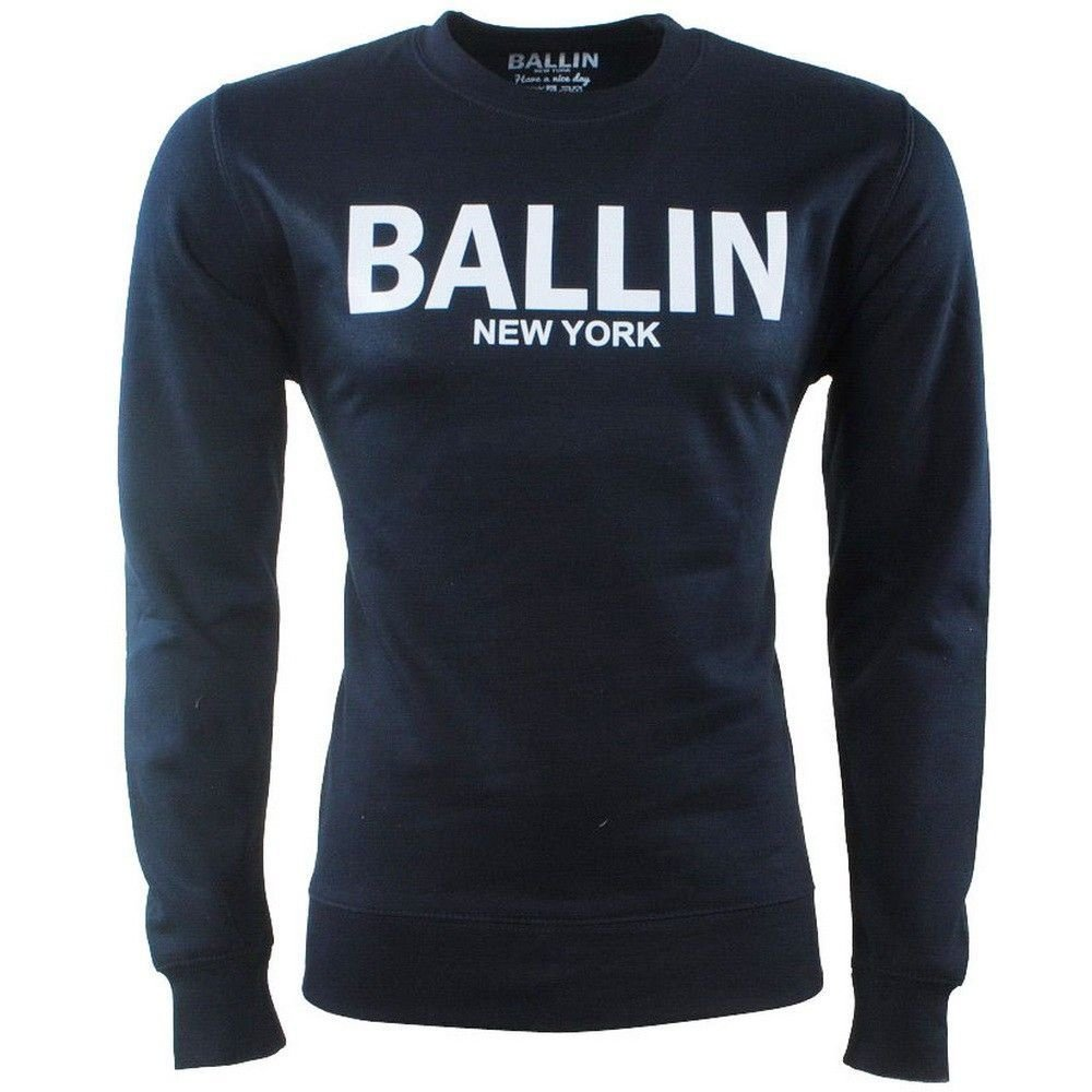 Ballin Ballin - Men's Pullover - Sweat - Navy