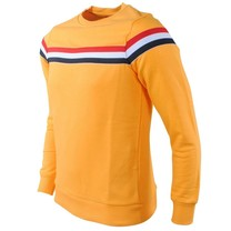 Carisma Carisma - Men Pullover - Round Neck - Sweat - Yellow