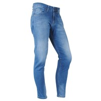 Catch Catch - Men's Jeans - White Wash - Stretch - Lenght 32 - Denim