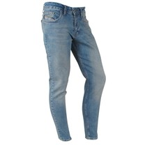Catch Catch - Men's Jeans - Brown Wash - Stretch - Lenght 32 - Denim