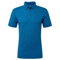 Tom Tailor Tom Tailor - Men's Polo Shirt - Chest Pocket - Blue