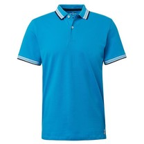Tom Tailor Tom Tailor - Men's Polo Shirt - Blue
