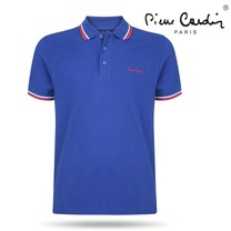 Pierre Cardin Pierre Cardin - Men's Polo Shirt - Royal Blue