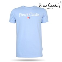 Pierre Cardin Pierre Cardin - Men's T-Shirt - Round Neck - Blue