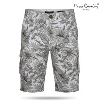 Pierre Cardin Pierre Cardin - Men's Short - Floral - Charcoal