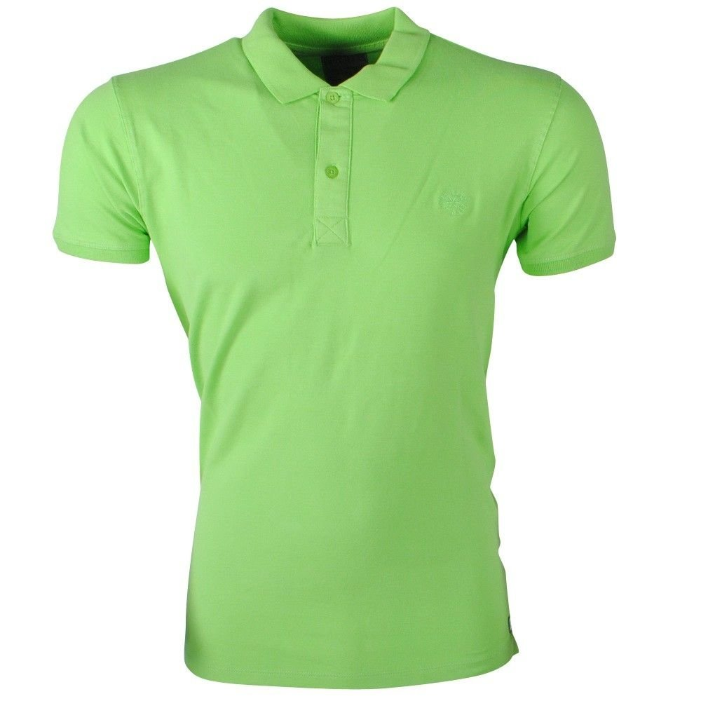 Cars Jeans Cars Jeans - Men's Polo Shirt - Mason - Lime Green