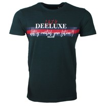 Deeluxe Deeluxe - Men`s T-Shirt Drake - Forest