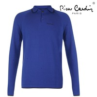 Pierre Cardin Pierre Cardin - Men's Polo - Blue